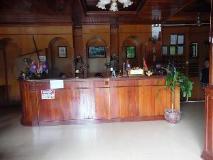 Phou Chang Hotel: reception