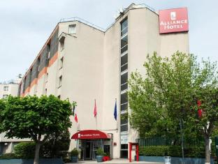 Alliance Hotel Paris Porte de St Ouen
