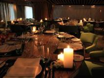 The Luxe Manor: restaurant