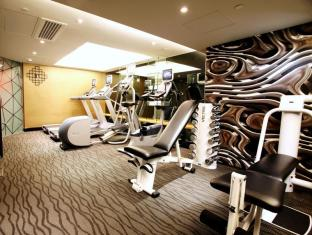 The Luxe Manor Hong Kong - Sala de Fitness
