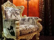 The Luxe Manor: interior