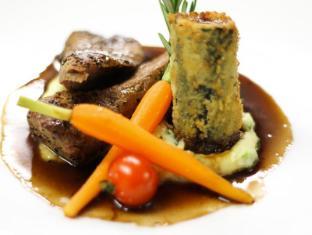 Amora Hotel Wellington Уелингтън - Храна и напитки