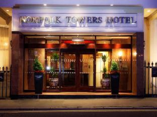 Norfolk Towers Paddington Hotel London - Entrance