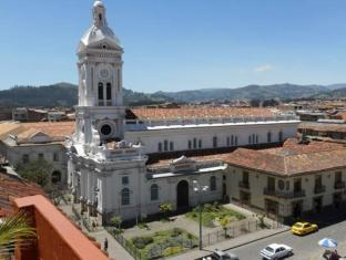 Hostal El Monasterio Cuenca - Exterior