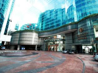 Harbour Grand Kowloon Hongkong - A szálloda kívülről
