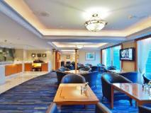 Harbour Grand Kowloon: executive lounge