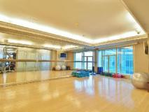 Harbour Grand Kowloon: fitness room