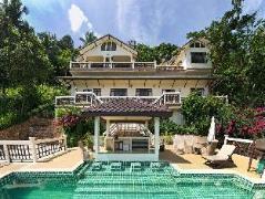 Jungle Emerald Rock Villa Thailand