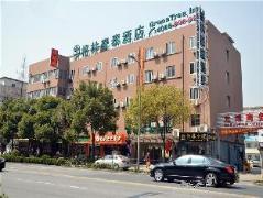 GreenTree Inn Shanghai Jiangwan Town Express Hotel China