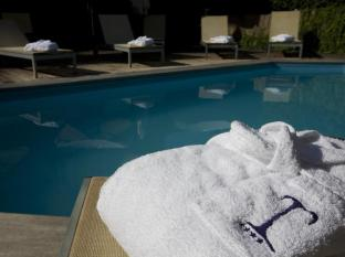 Grand Hotel Tiberio Rome - Outdoor & open only Summer time