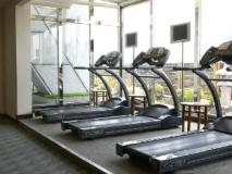 Grand Hi-Lai Hotel: fitness room