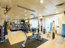 Charterhouse Causeway Bay: fitness room