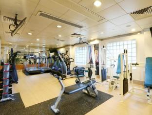 Charterhouse Causeway Bay Hong Kong - Ruangan Fitness