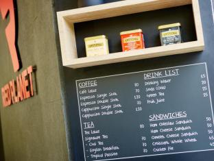 Red Planet Hotel Asoke Bangkok Bangkok - Coffee Shop/Cafe