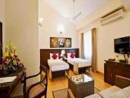 Višji razred - hotelski apartma z zajtrkom