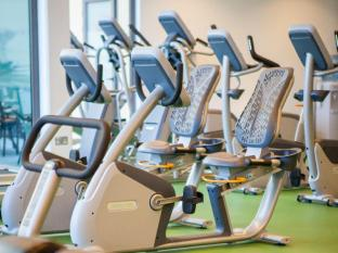 JA Ocean View Hotel Dubai - Fitnessruimte