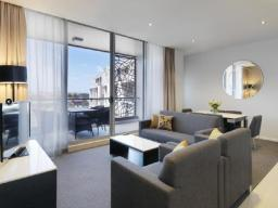 Modern Suite with Two Bedrooms