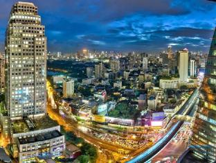 The Continent Bangkok by Compass Hospitality Bangkok - Amazing Bangkok skyline view from rooftop