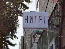 Goodstay Zero Hotel: exterior