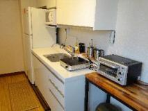 Goodstay Zero Hotel: kitchen