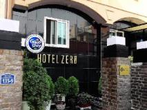 Goodstay Zero Hotel: entrance