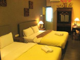 Sarakraf Pavilion Kuching - Family Suite