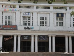 Radisson Blu Marina Hotel Connaught Place New Delhi - Hotellet udefra