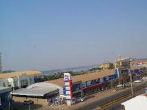 Saylomdyen Hotel: view