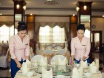 Saylomdyen Hotel: reception