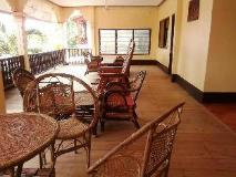 Pon's River Guesthouse: balcony/terrace