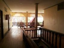 Pon's River Guesthouse: interior