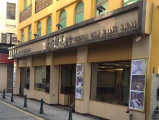 Hong Thai Hotel Makaó - Alaprajzok