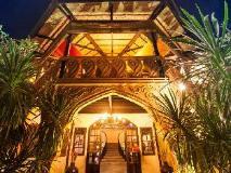 ViewPoint Lodge & Fine Cuisines: entrance
