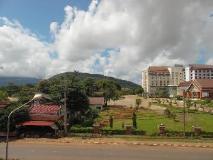 Phommala Hotel: view