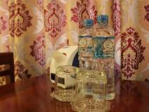Phommala Hotel: food and beverages