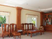 Phommala Hotel: reception