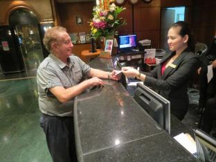 Citystate Tower Hotel Manila - Reception