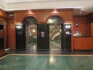 Citystate Tower Hotel Manila - Ground Lobby Elevators