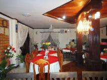 Bundavong Hotel: restaurant