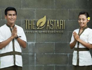 The Astari Villa & Residence Bali - Welcoming