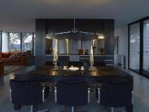Rocky Hills Retreat: kitchen