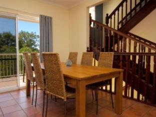 Reefside Villas Whitsunday Islands - Bahagian Dalaman Hotel
