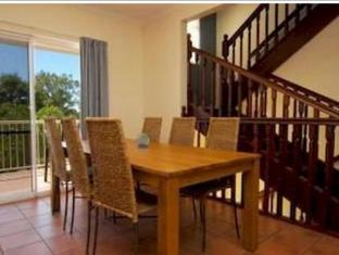 Reefside Villas Islas Whitsunday - Interior del hotel