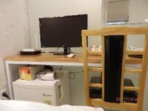 Click Hotel: guest room