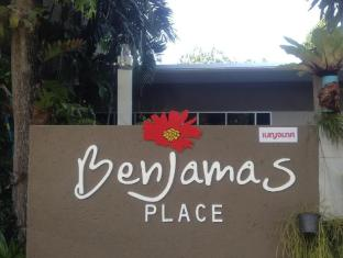 Benjamas Place Phuket - Entrance