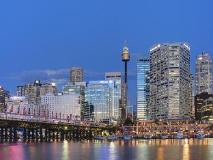 Sydney Harbour YHA: surroundings