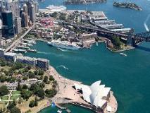 Sydney Harbour YHA: view
