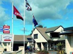 Heritage Court Motor Lodge | New Zealand Hotels Deals