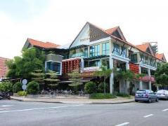 Pergola Hotel Melaka | Malaysia Hotel Discount Rates