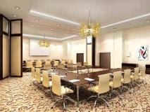 Novotel Abu Dhabi Gate Hotel: meeting room
